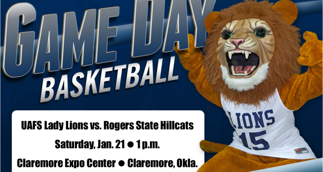 Lady Lions Resume League Play Against Hillcats - University of ...