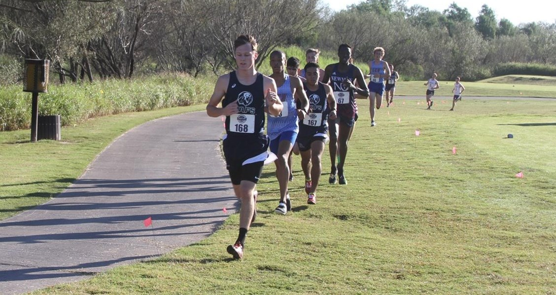 4d2b92f05f8 Phillips Leads Lions At Conference XC Meet - UA Fort Smith Athletics